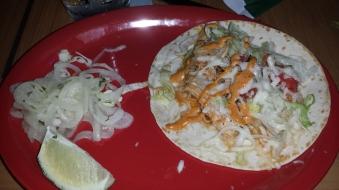 Taco de Carnita Salado Pedros