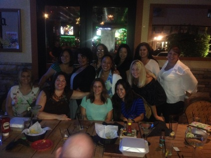 The Ladys of Sandoval at Salado Pedros